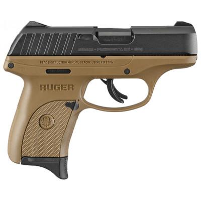 """Ruger Ec9s 9mm 3.1"""" Fde 7rd"""