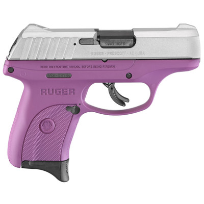"Ruger Ec9s 9mm 3.1"" Purp 7rd"