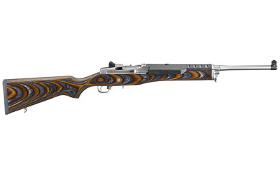 """Ruger Mini-14 556nato 18.5"""" 5rd Ss"""
