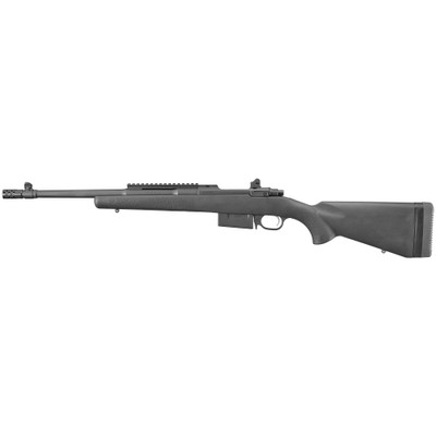"""Ruger Scout 350leg 16.5"""" Blk 5rd"""