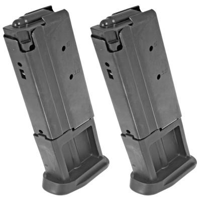 Mag Ruger-57 5.7x28mm 10rd Stl 2pk