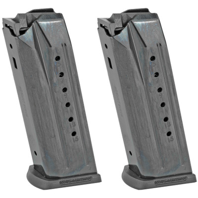Mag Ruger Sec-9/pc 9mm 15rd 2pk