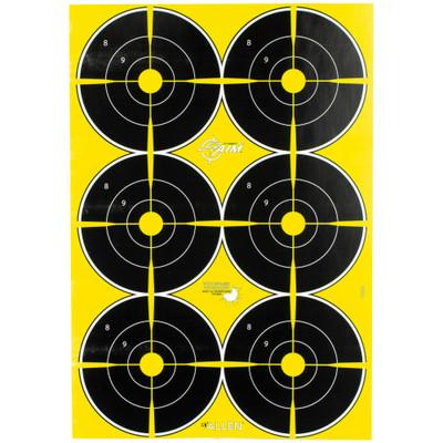 "Allen Ez Aim 12""x18"" Bullseye 8pk"