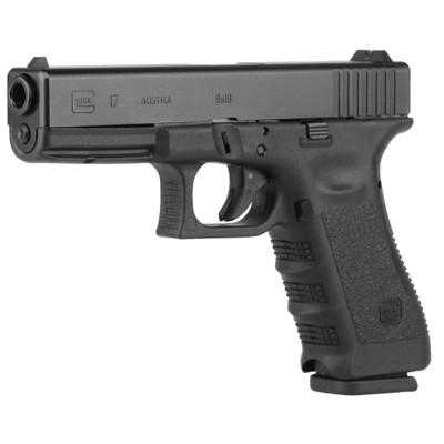 Glock 17 9mm 17rd Thrd Bbl Rebuilt
