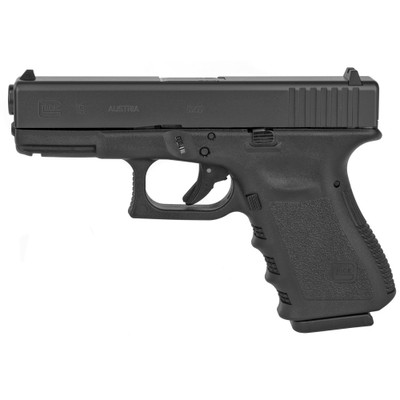 Glock 19 Gen3 9mm Compact 10rd - GL1950201E