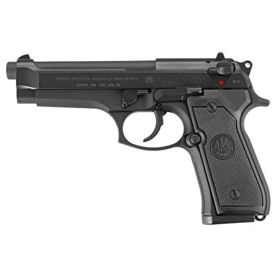 """Beretta 92fs 9mm 4.9"""" Bl 2-15rd Blem"""