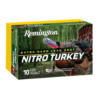Rem Nitro Turkey 12ga 3in #6 10/100