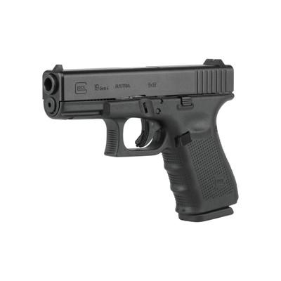 Glock 19 Gen4 9mm 15rd 3 Mags