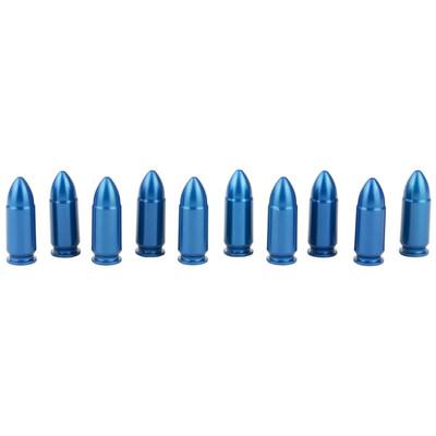 Azoom Snap Caps 9mm 10pk Blue