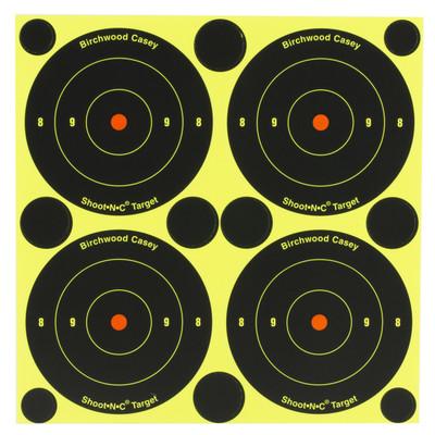 B/c Sht-n-c Rnd Bullseye Tgt 48-3