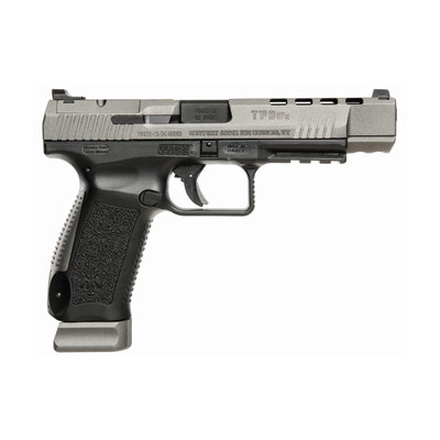 "Canik Tp9sfx 9mm 5.2"" 20rd Tungsten"