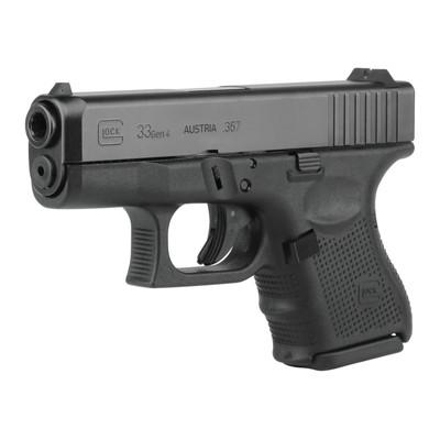 Glock 33 Gen4 357sig 9rd 3 Mags