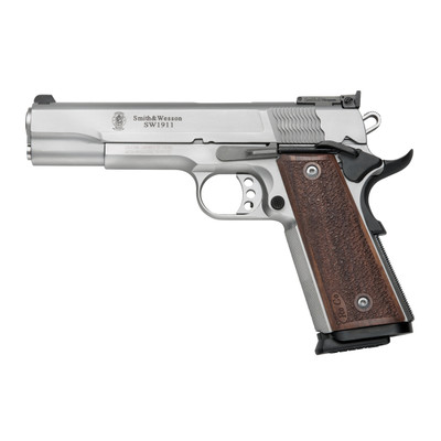 S&w 1911 Pc Pro 9mm 10rd Sts As