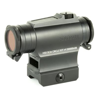 Holosun Dual Ret Qr/ard/caps/solar