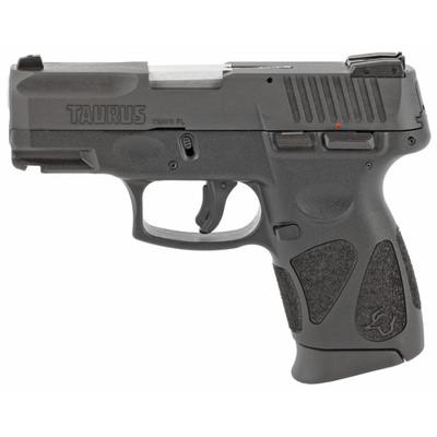 "Taurus G2c 9mm 3.2"" Bl As 12rd"