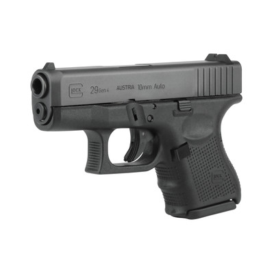 Glock 29 Gen4 10mm 10rd 3mags