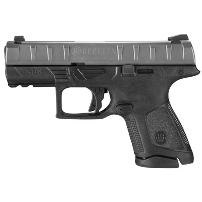 "Beretta Apx Compact 9mm 3.7"" 13rd"