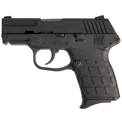 Keltec Pf-9 9mm Blk 7rd