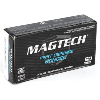 Magtech 9mm 124gr Bond Jhp 50/1000