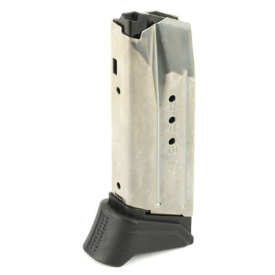 Mag Ruger American Cmpct 9mm 10rd Bl