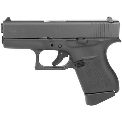 Glock 43 9mm 6rd - GLUI4350201
