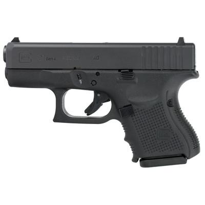 Glock 27 Gen4 40s&w 9rd 3 Mags