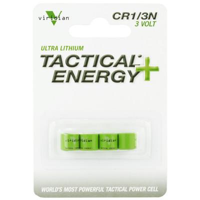Viridian 1/3n Lithium Battery 4pk