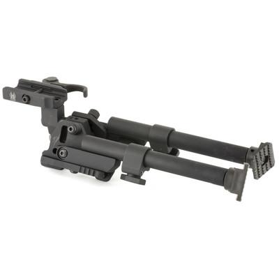 Gg&g Xds Heavy Duty Qd Bipod Black