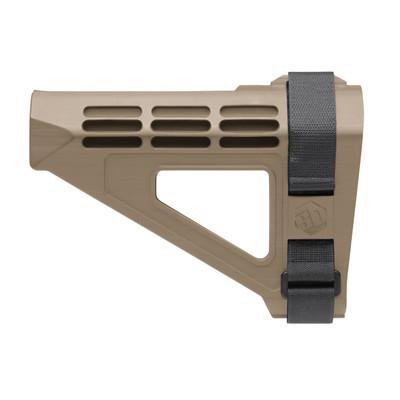 Sb Tact Ar Pistol Brace Sbm4 Fde
