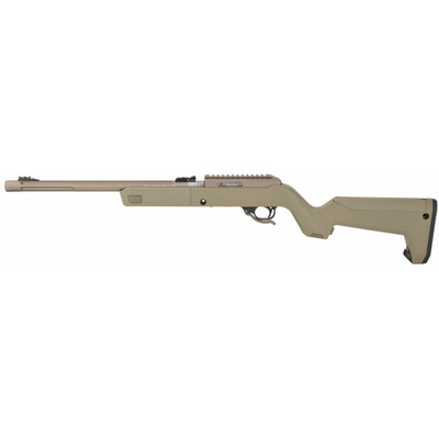 Tac Sol Backpacker Vr 22lr 10rd Fde