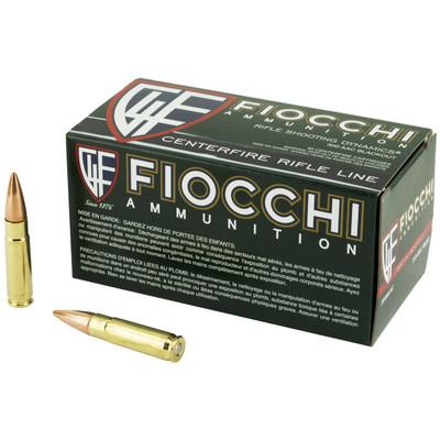 Fiocchi 300blk 150gr Fmjbt 50/500