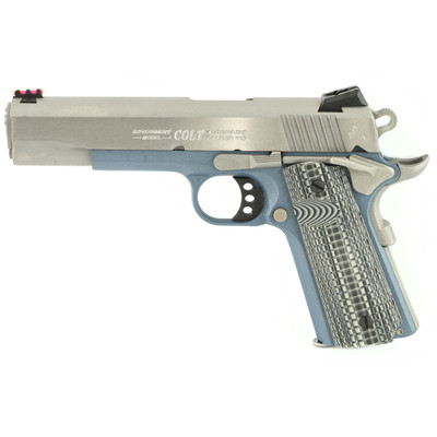 "Colt Competition Ti 45acp 5"" 8rd"