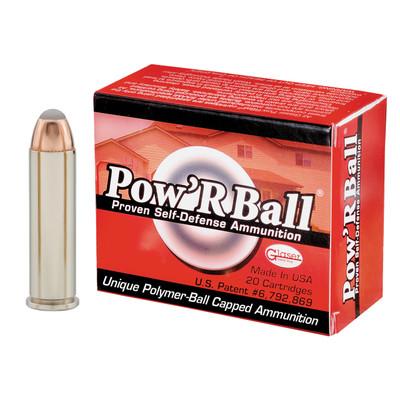 Corbon Pow'rball 357mag 100gr 20/500