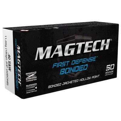 Magtech 40sw 180gr Bond Jhp 50/1000