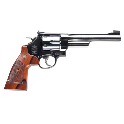 """S&w 25 45lc 6.5"""" 6rd Bl Wg As"""