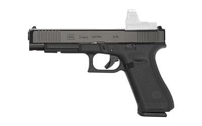 Glock 34 Gen5 9mm 10rd Mos Frt Ser