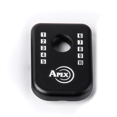 Apex J-plate Base Pad For Glk Pmags