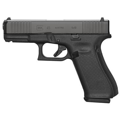 Glock 45 9mm 10rd 3 Mags Frt Ser