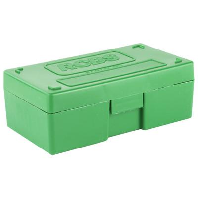 Rcbs Ammo Box Large Pistol Green