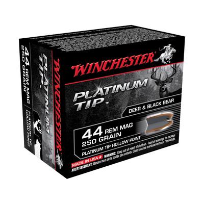 Win Platinum Tip 44mag 250gr 20/200