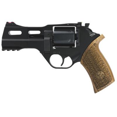 "Chiappa Rhino 40ds 9mm 4"" 6rd Blk"