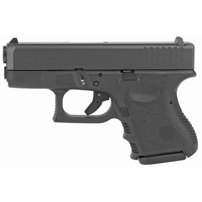 Glock 27 40s&w Subcomp 9rd