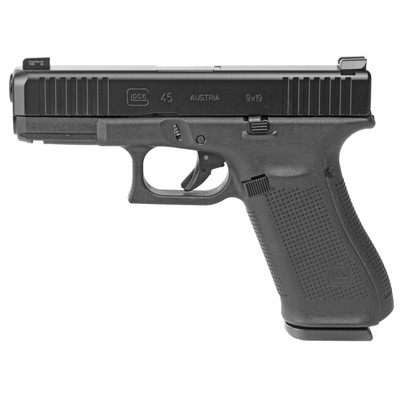 Glock 45 9mm 17rd 3 Mags Fs Bold