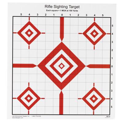 Action Tgt Rifle Sighting 100pk