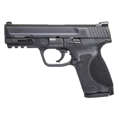 """S&w M&p 2.0 9mm 4"""" 15rd Blk Nms"""