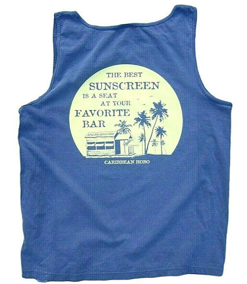 Favorite Bar, Tank Top.