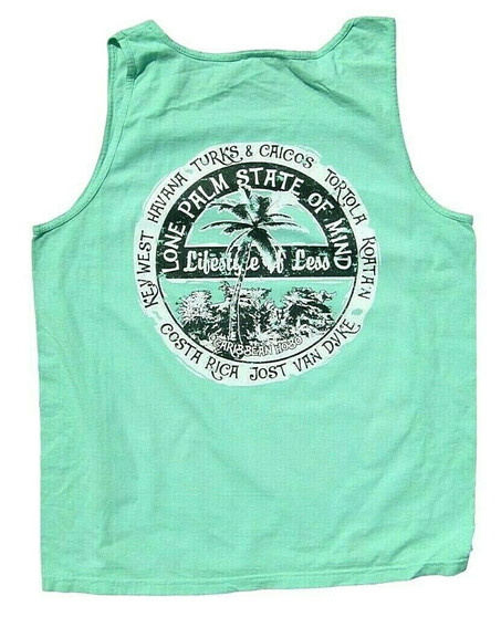 Lone Palm State of Mind,m Tank Top.