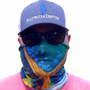Neck gaiter, hat not included. Free Shipping!