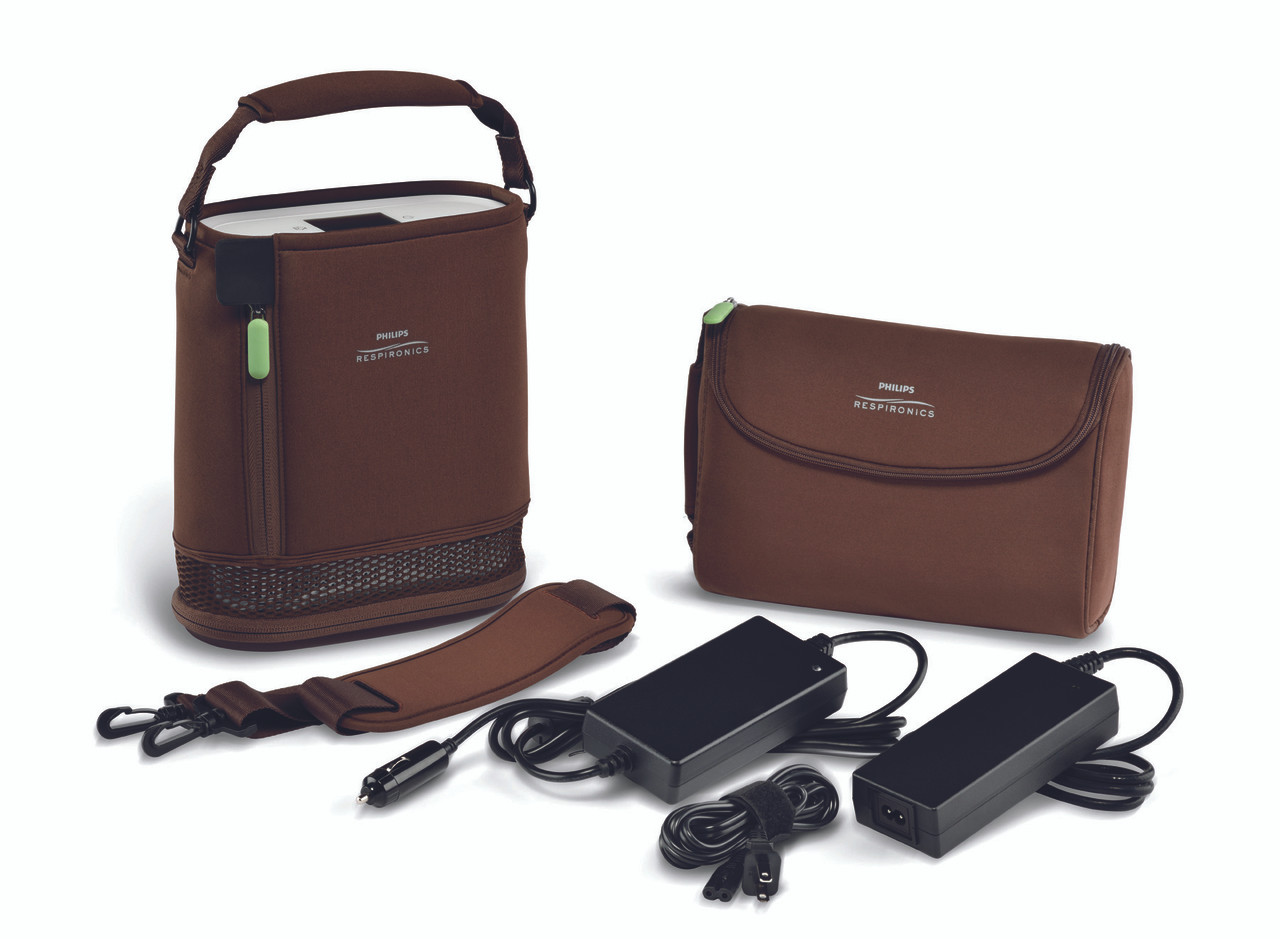 SimplyGo Mini Portable Oxygen Concentrator