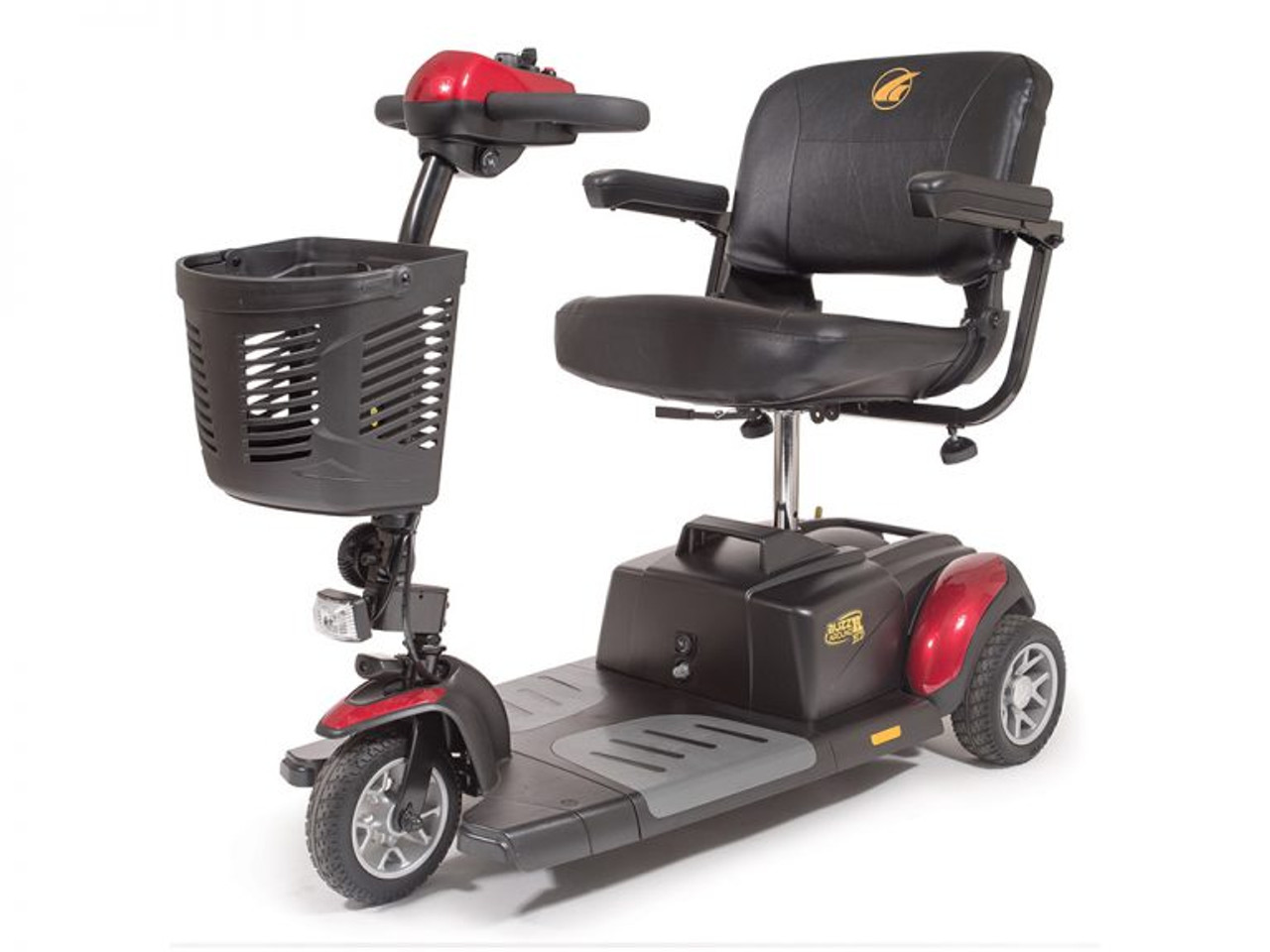 Buzzaround XL 3 Wheel Travel Mobility Scooter